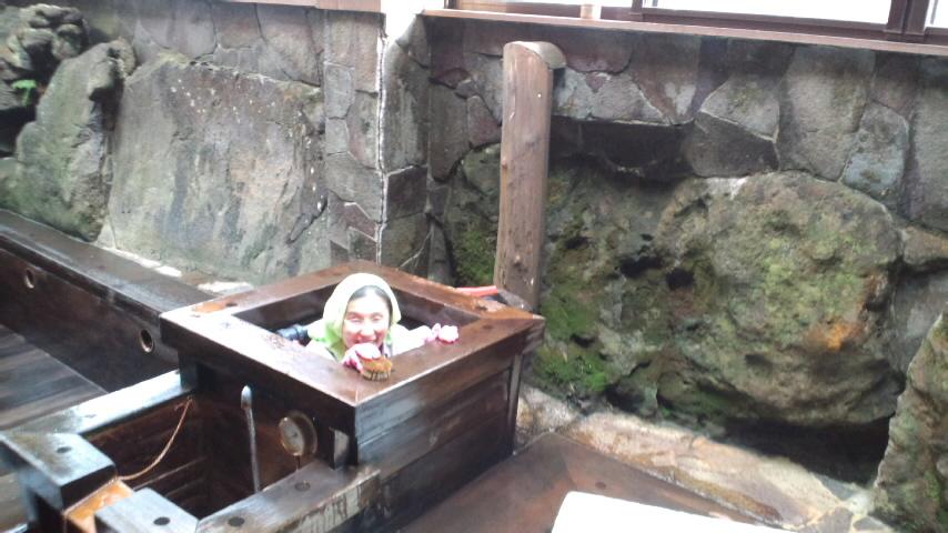ルンルン貞子の井戸掃除